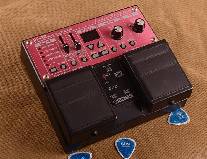 Classic Effect Pedals Srv Music Store